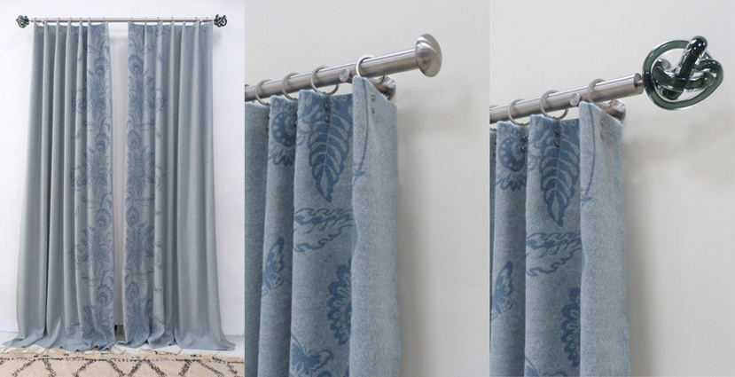 Curtains Ideas curtains double width : A new take on the ready-made curtain | Walcot House