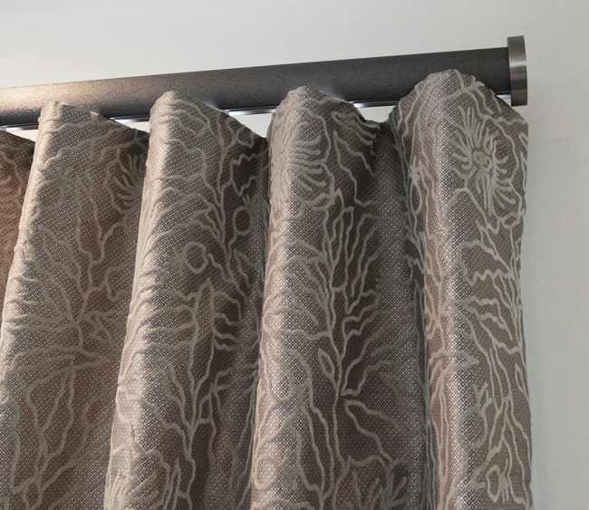 Curtains Ideas contemporary curtain : contemporary curtain poles | Walcot House